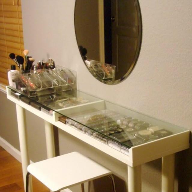 Ikea Vanity Table Ideas