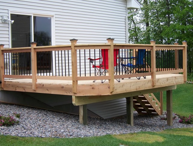 Images Of Porches And Decks