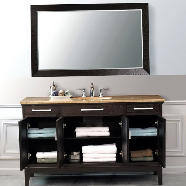 Large Single Sink Vanity