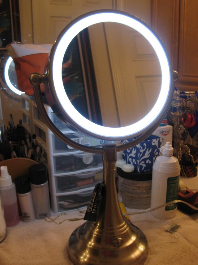 Lighted Vanity Mirror Costco