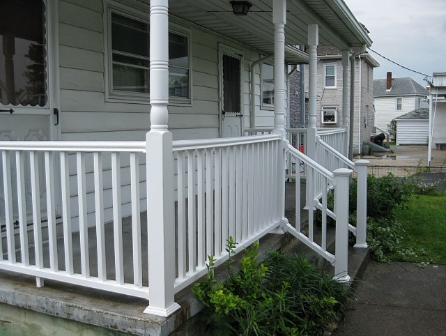 Lowes Porch Railing Materials