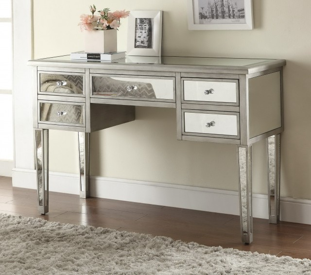 Mirrored Vanity Table For Sale
