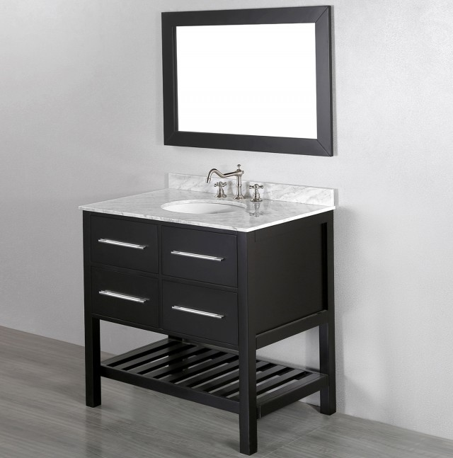 Modern 36 Bathroom Vanity