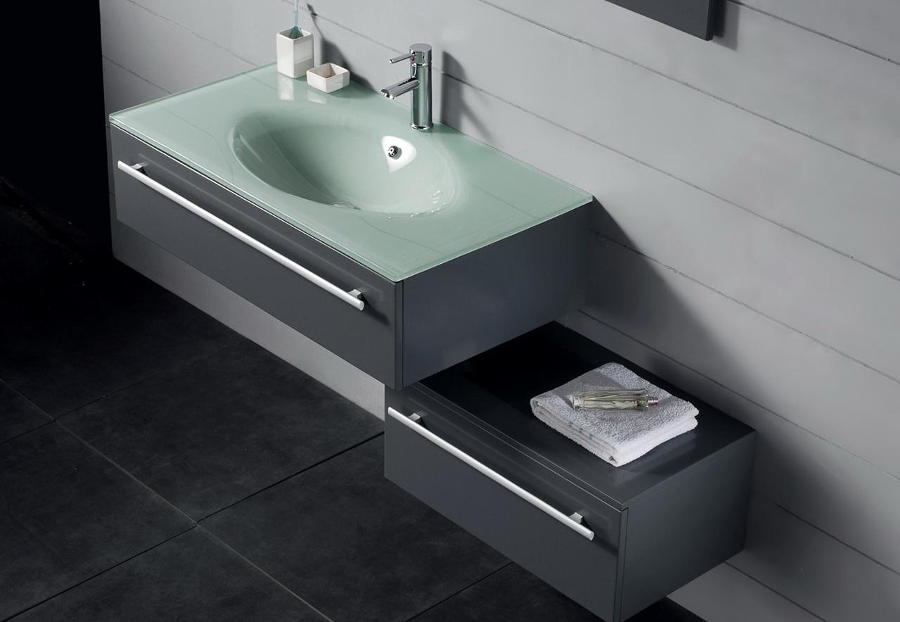 Modern Bathroom Vanities Single Sink