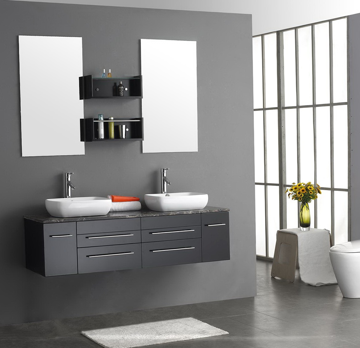 Modern Bathroom Vanity Units