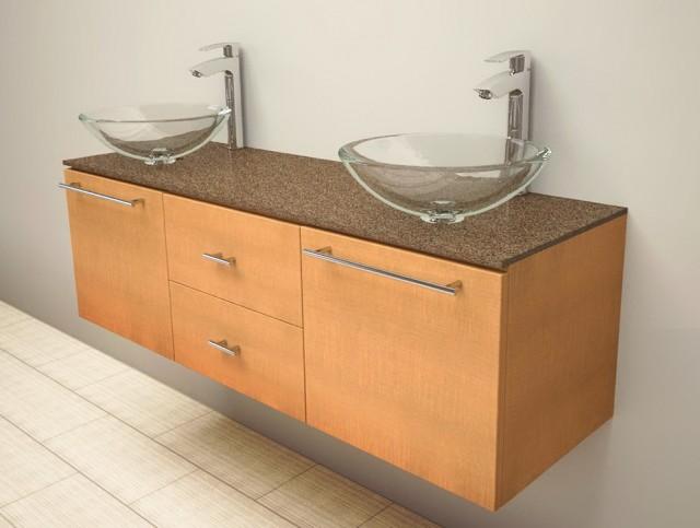 Modern Floating Bathroom Vanity