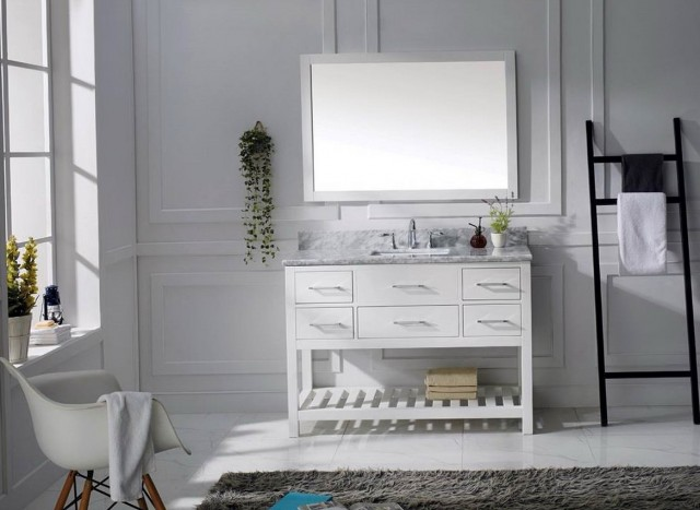 Off White Bathroom Vanities