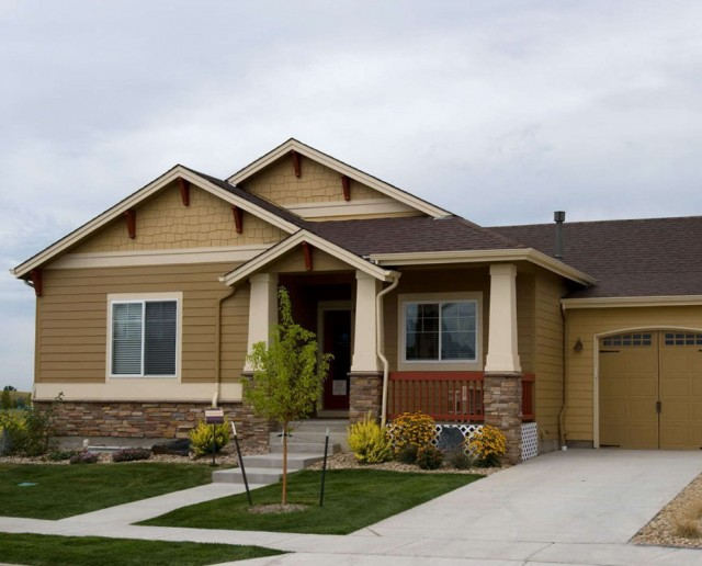 Pictures Of Front Porches On Ranch Style Homes
