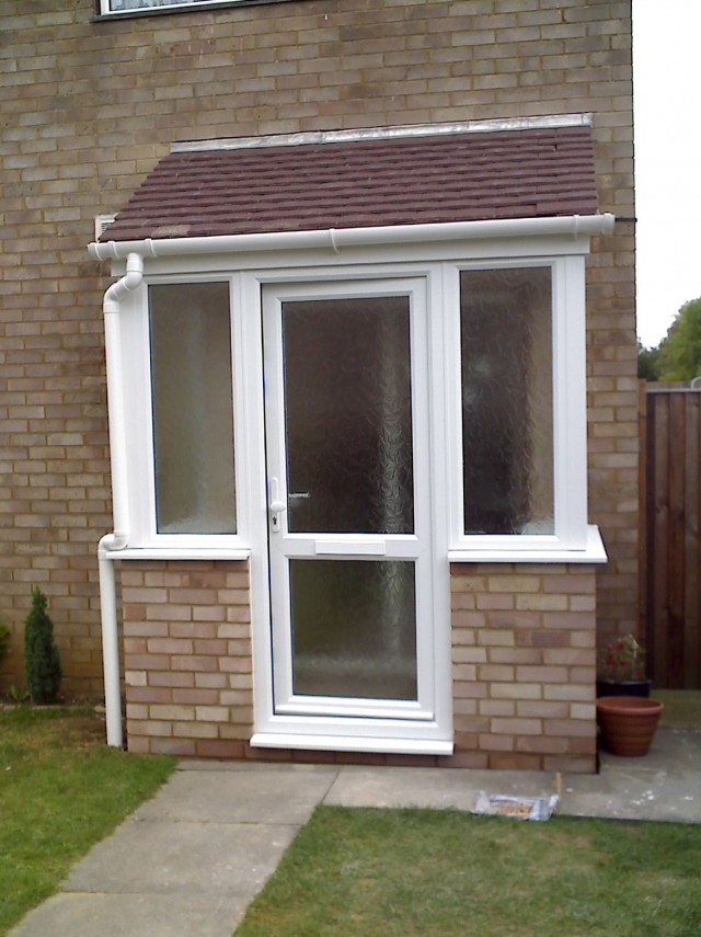 Pictures Of Front Porches Uk