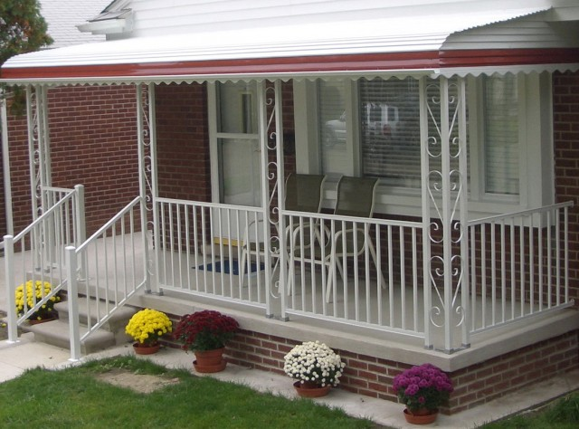 Porch Awnings For Home Aluminum