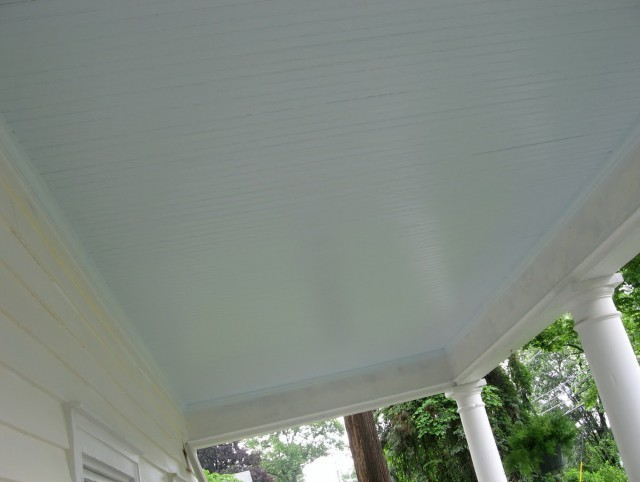 Porch Ceiling Blue Benjamin Moore