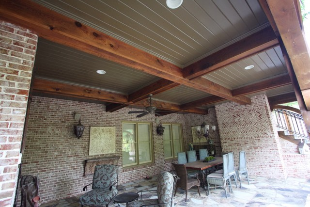 Porch Ceiling Material Options