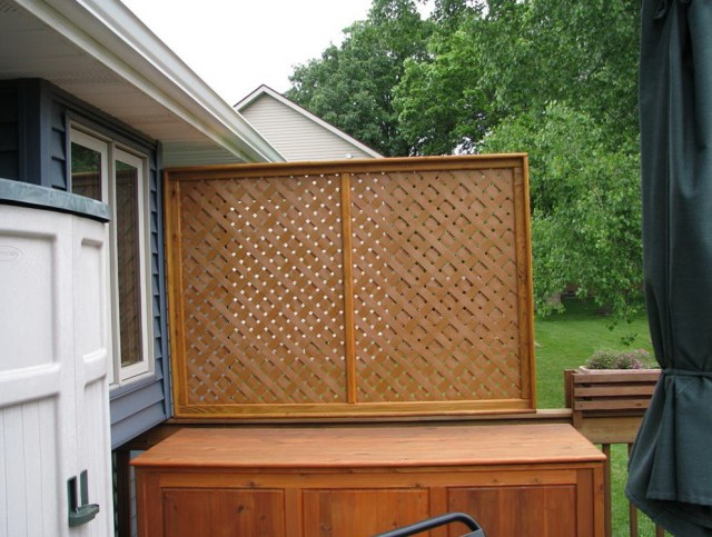 Porch Privacy Screen Ideas