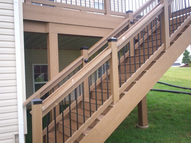 Porch Railing Kits Lowes