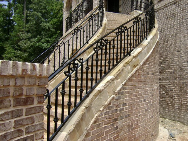 Porch Stair Railing Kits