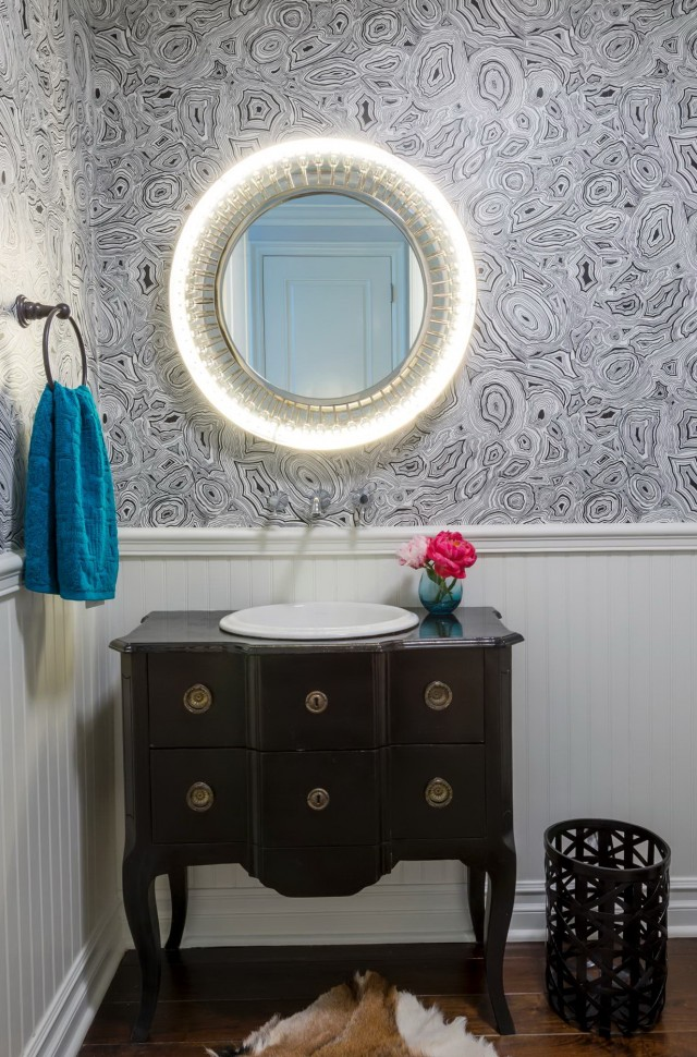 Powder Room Vanities For Small Spaces
