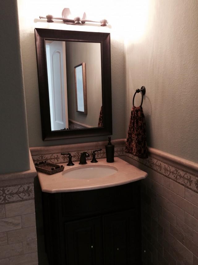 Powder Room Vanity Ideas
