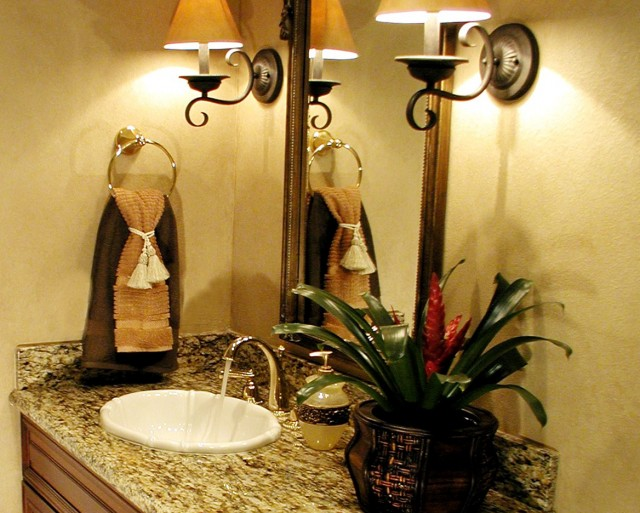 Powder Room Vanity Light