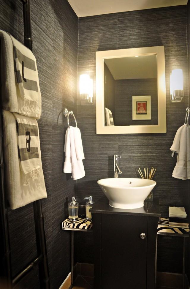 Powder Room Vanity Sink