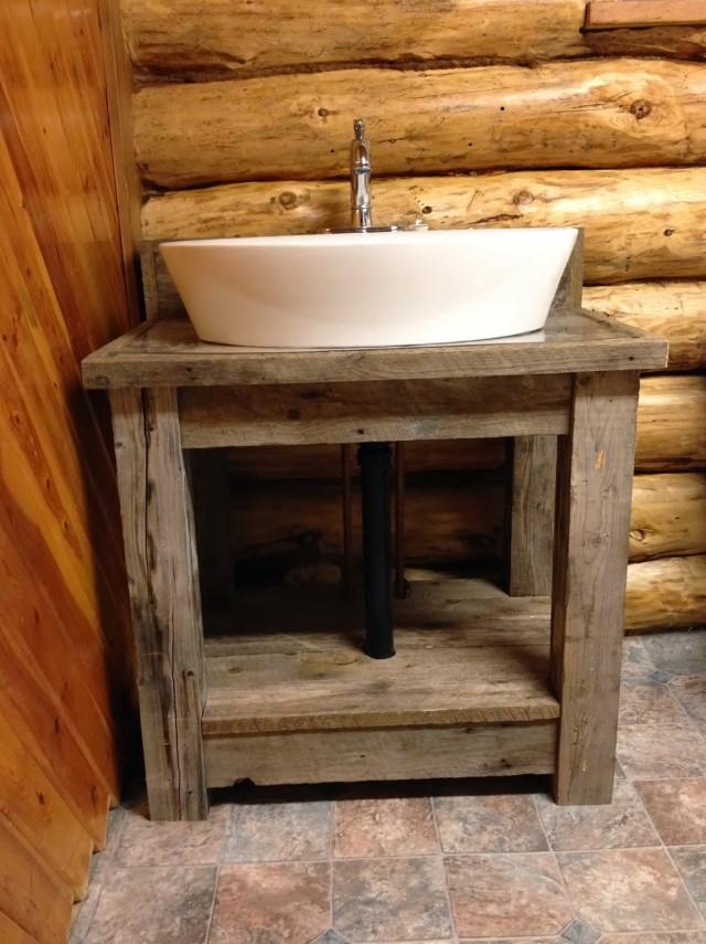 Rustic Bathroom Vanities For Sale