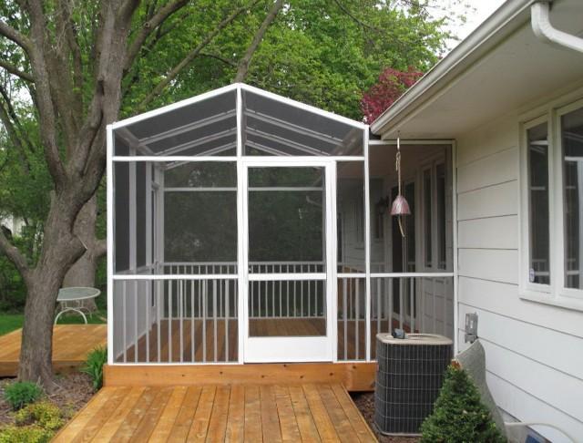 Screen Enclosures For Porches