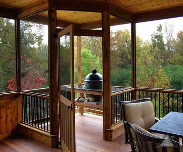 Screen Ideas For Porches