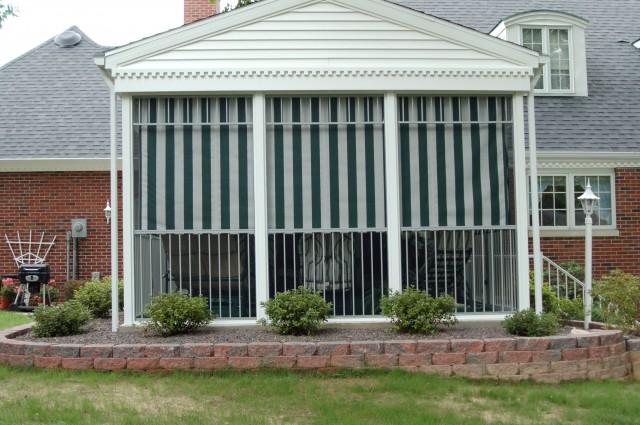 Screen Porch Kits Aluminum