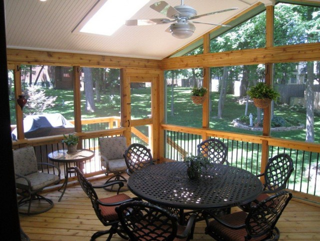 Screen Porch Plans Online