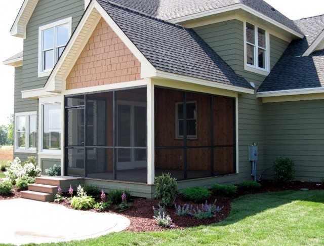 Screen Systems For Porches
