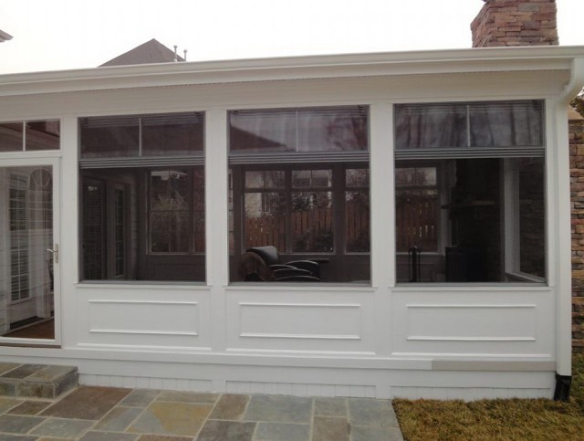 Screen Windows For Porch