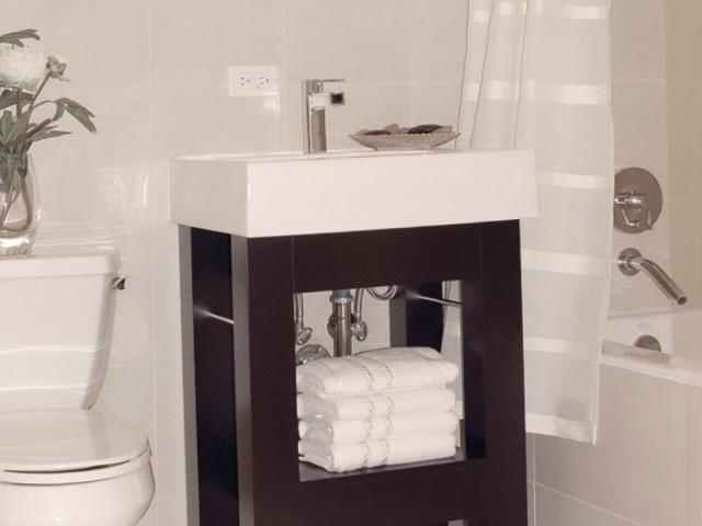Small Bathroom Vanities Images