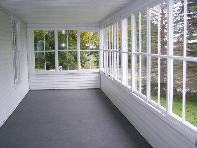 Small Enclosed Back Porch Ideas