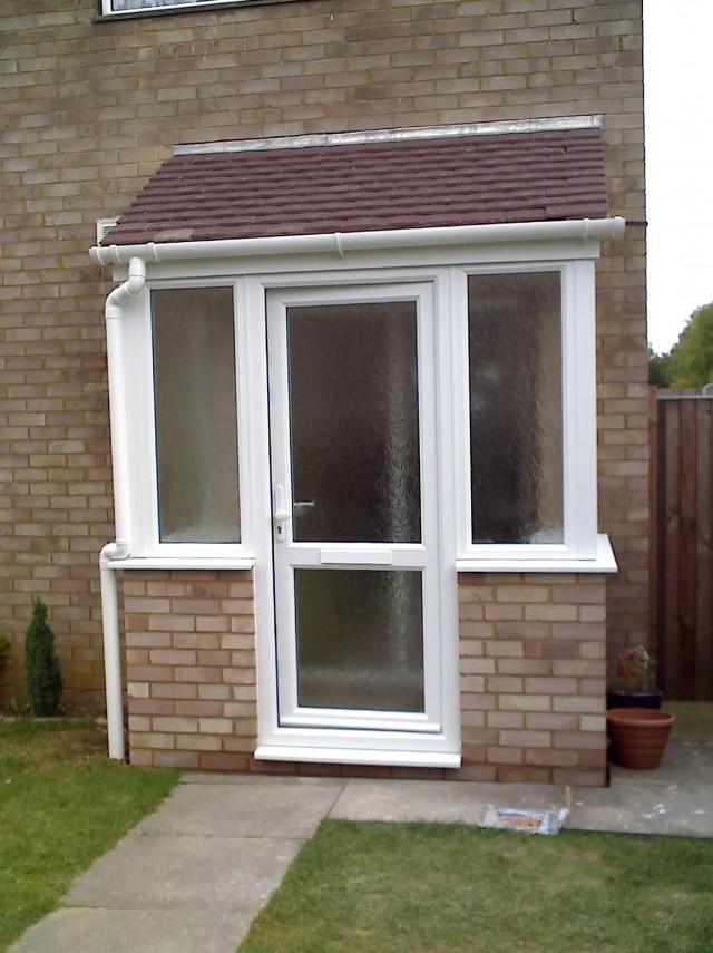 Small Front Porch Decks