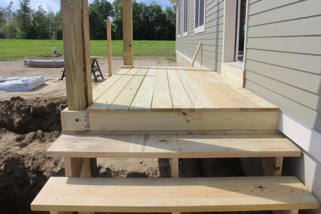 Small Front Porch Design
