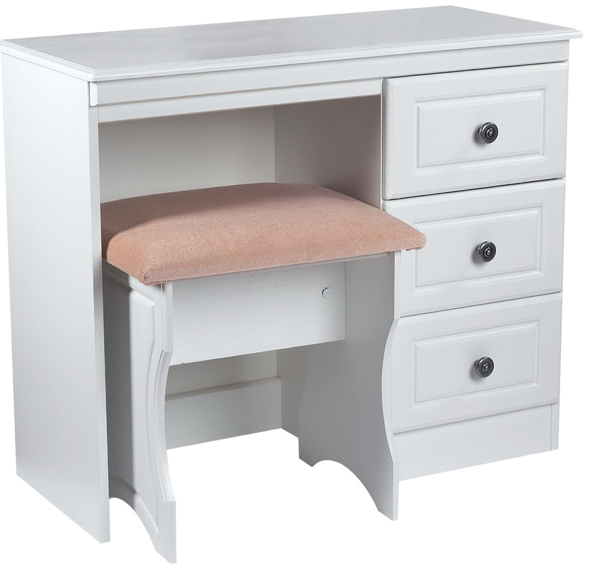 Small Vanity Table With Drawers