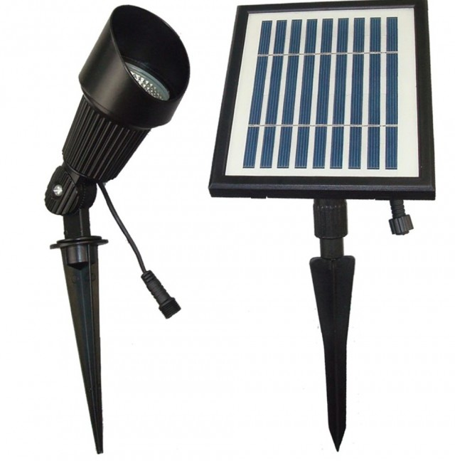 Solar Powered Porch Light Home Depot