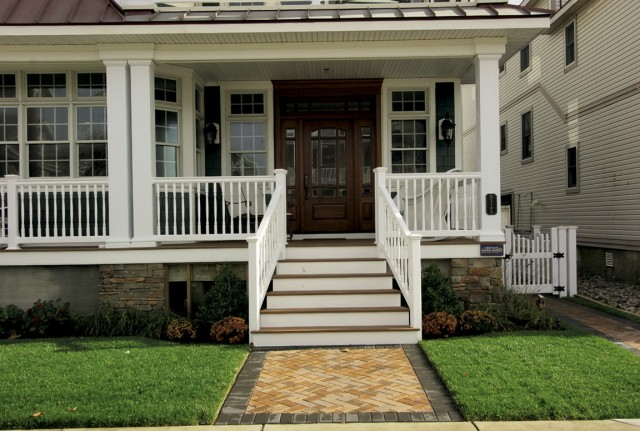 Square Porch Columns Lowes