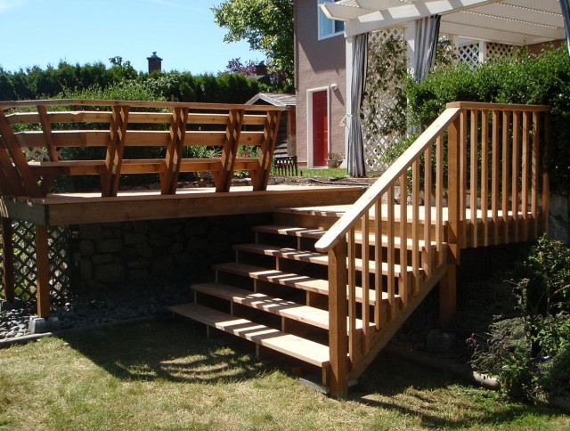 Stairs For Decks And Porches