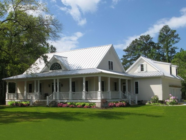 Two Story Farmhouse Plans With Porches