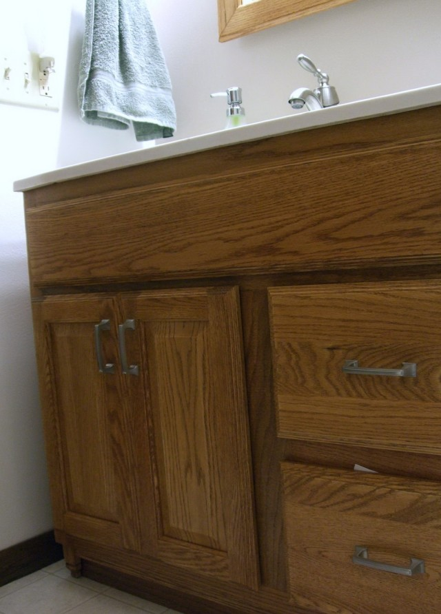 Unfinished Bathroom Vanities Menards