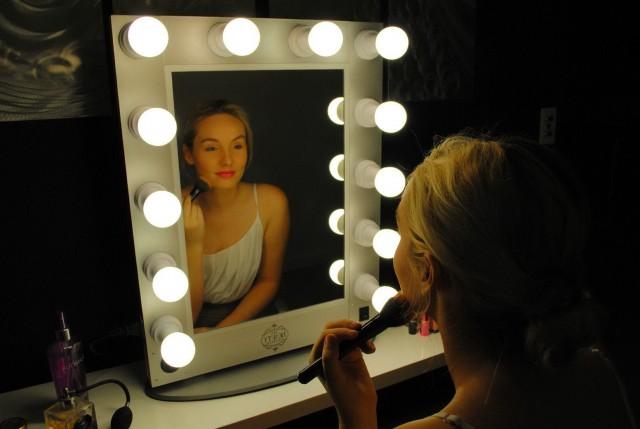 Vanity Girl Hollywood Silver