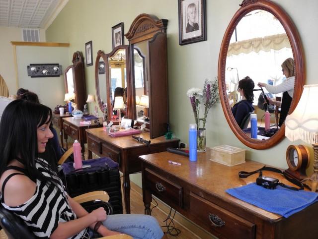 Vanity Hair Salon Concord