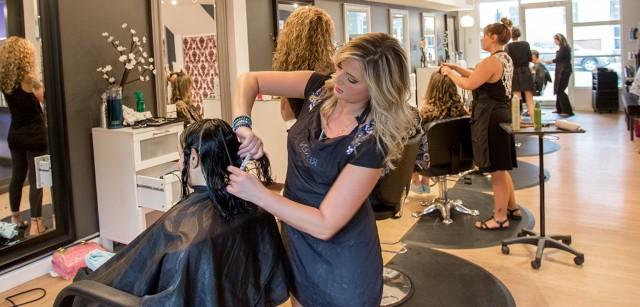 Vanity Hair Salon Monterey