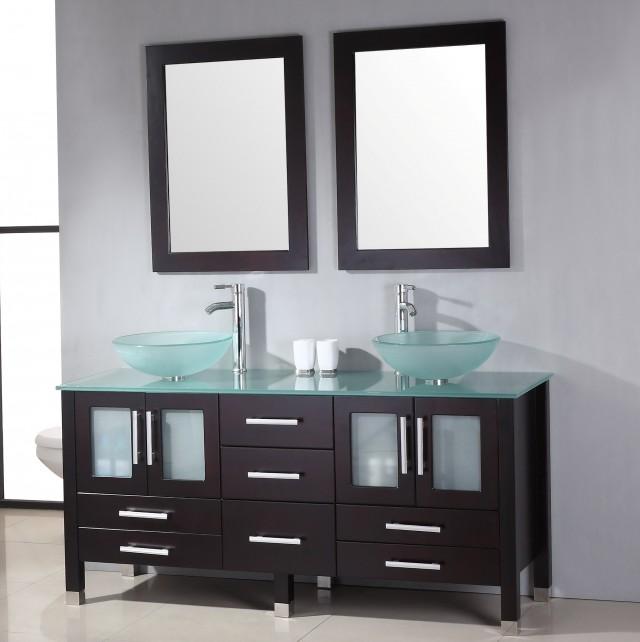 Vessel Sink Vanity Modern