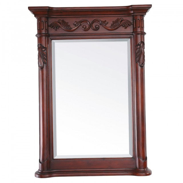Vintage Bathroom Vanity Mirror