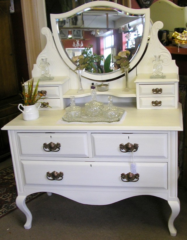 Vintage Vanity Set Furniture