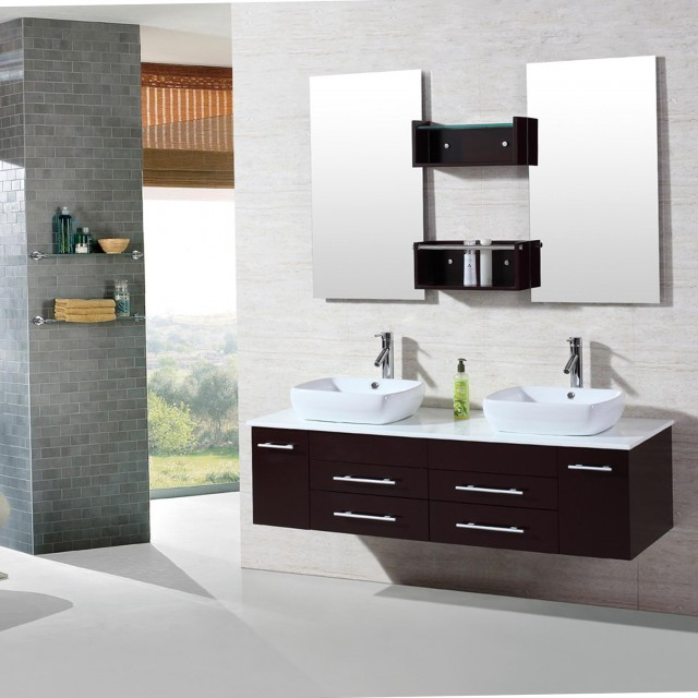 Wall Mount Vanity Faucet