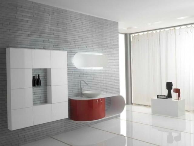 Wall Mounted Vanity Shelf