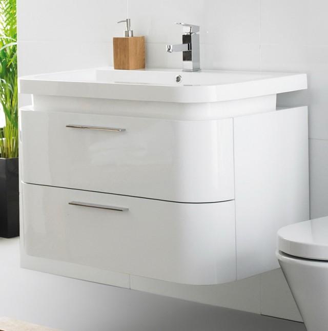 Wall Mounted Vanity Sink