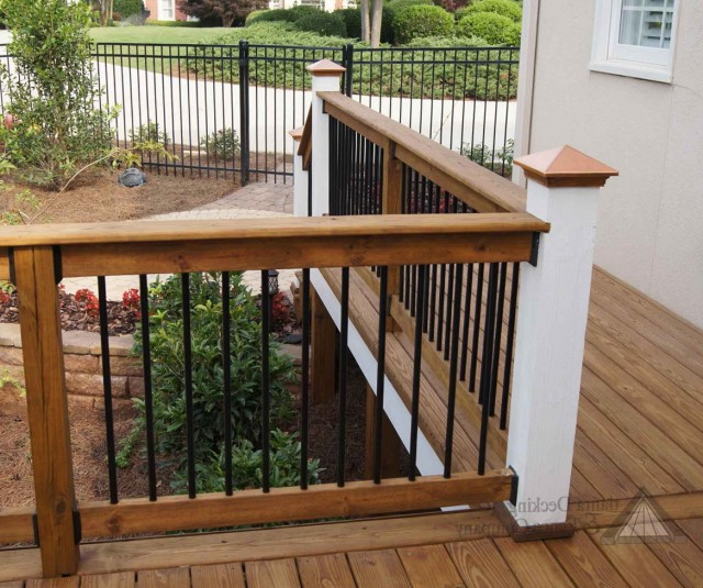 Wood Porch Railing Styles